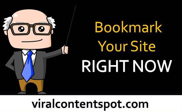 top bookmarking site list