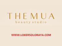 Loker Solo Hair Stylist di The MUA Beauty Studio