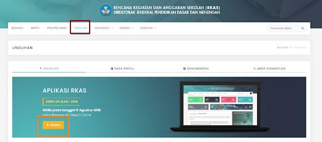 Geveducation:  Aplikasi Terbaru RKAS (Rencana Kegiatan dan Anggaran Sekolah)