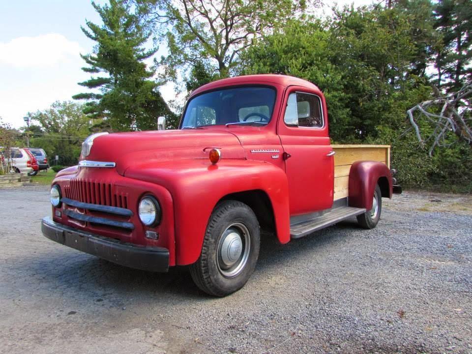 All American Classic Cars: 1952 IHC International L 110