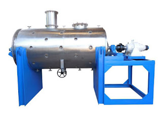Rotary Vacuum Dryer for mixing material