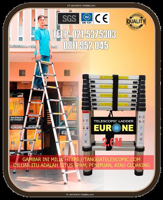 tangga-telesccopic