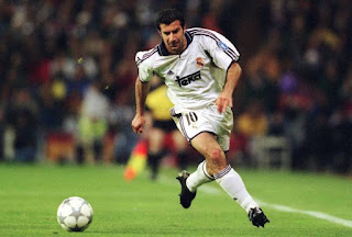 Luis Figo discuss Real Madrid not making any signings this summer