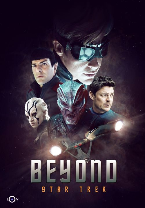 Star Trek Beyond 2016 Full Movie Poster