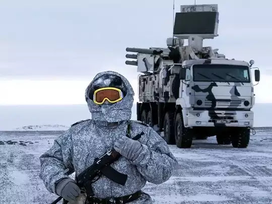 Russia Arctic Military Base: Putin, storing weapons of mass weapons in Arctic ice, reveals bigger than satellite images