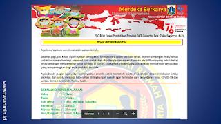 RPP Daring DKI Jakarta