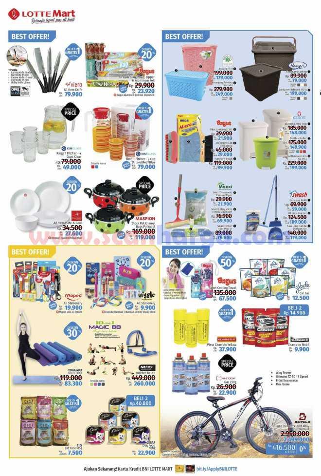 Katalog Promo Lottemart Periode 2 - 29 Juli 2020 2