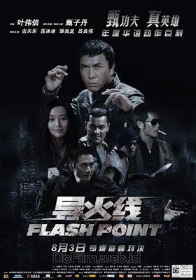 Sinopsis film Flash Point (2007)