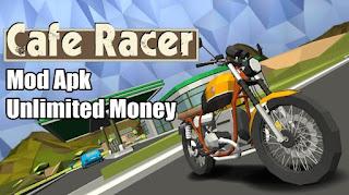 Download Game Cafe Racer MOD APK v1.059.0 Unlimited Money 2020