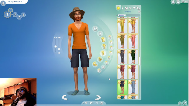 The Sims 4 Summer Campaign 2020
