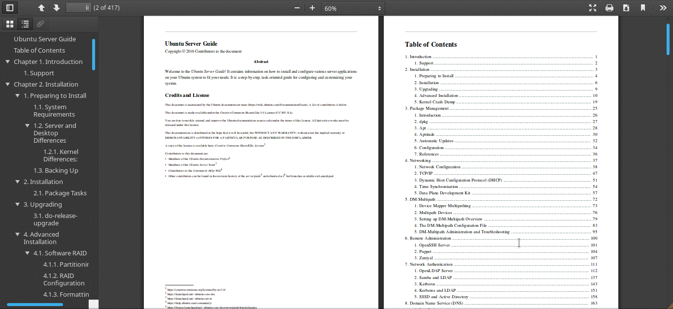 PDF Reader for Ubuntu 16.04 - Ask Ubuntu