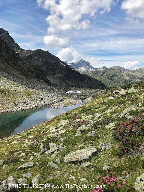 Lower Plenderlessee panorama the touristin austria