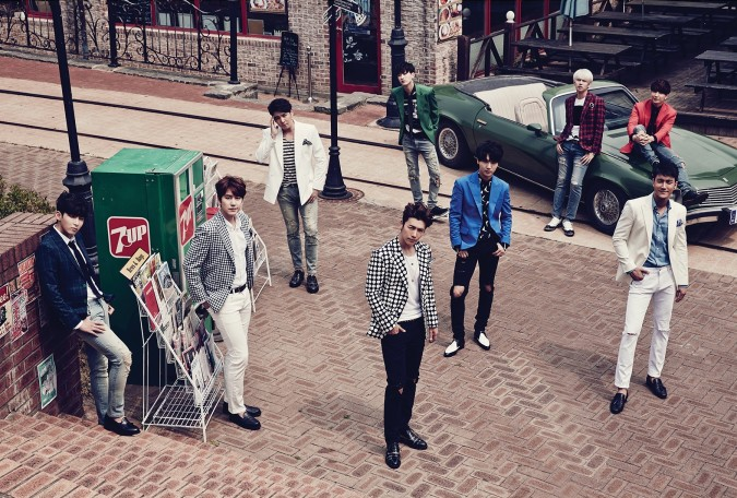 Vita Masli 1st Giveaway With Super Junior