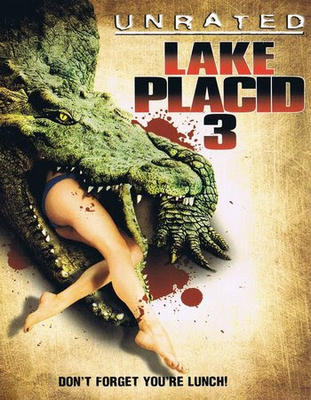 Poster Of Lake Placid 3 2010 In Hindi Bluray 720P Free Download