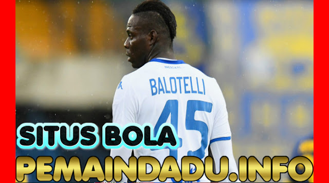 Brescia Pecat Mario Balotelli Karena Mangkir Dari Latihan Bersama Tim