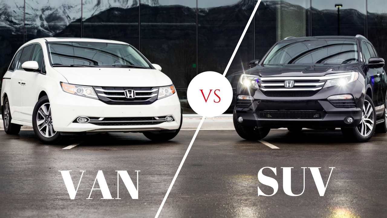 Do It Yourself Divas Van Vs Suv 10 Pros And Cons To End The Debate