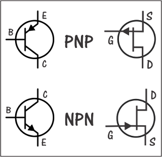 Pengertian Transistor, Cara Kerja dan Fungsinya