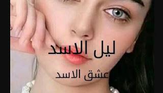 رواية ليل الأسد كاملة بقلم سلمى صواف