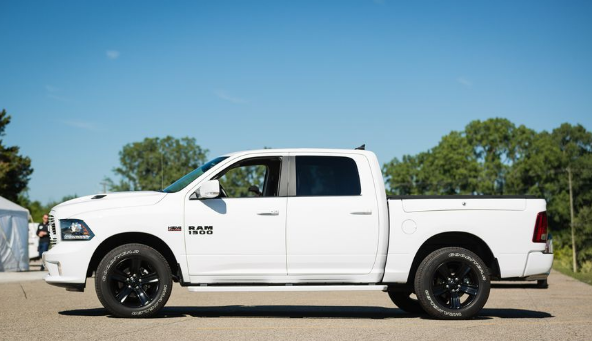 Ram 1500 SSV (Yes, the Cop Version) Review