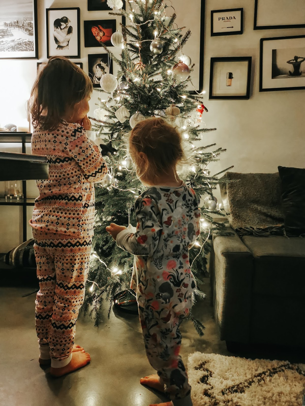 Big mamas home by Jenni S. Hyvää joulua