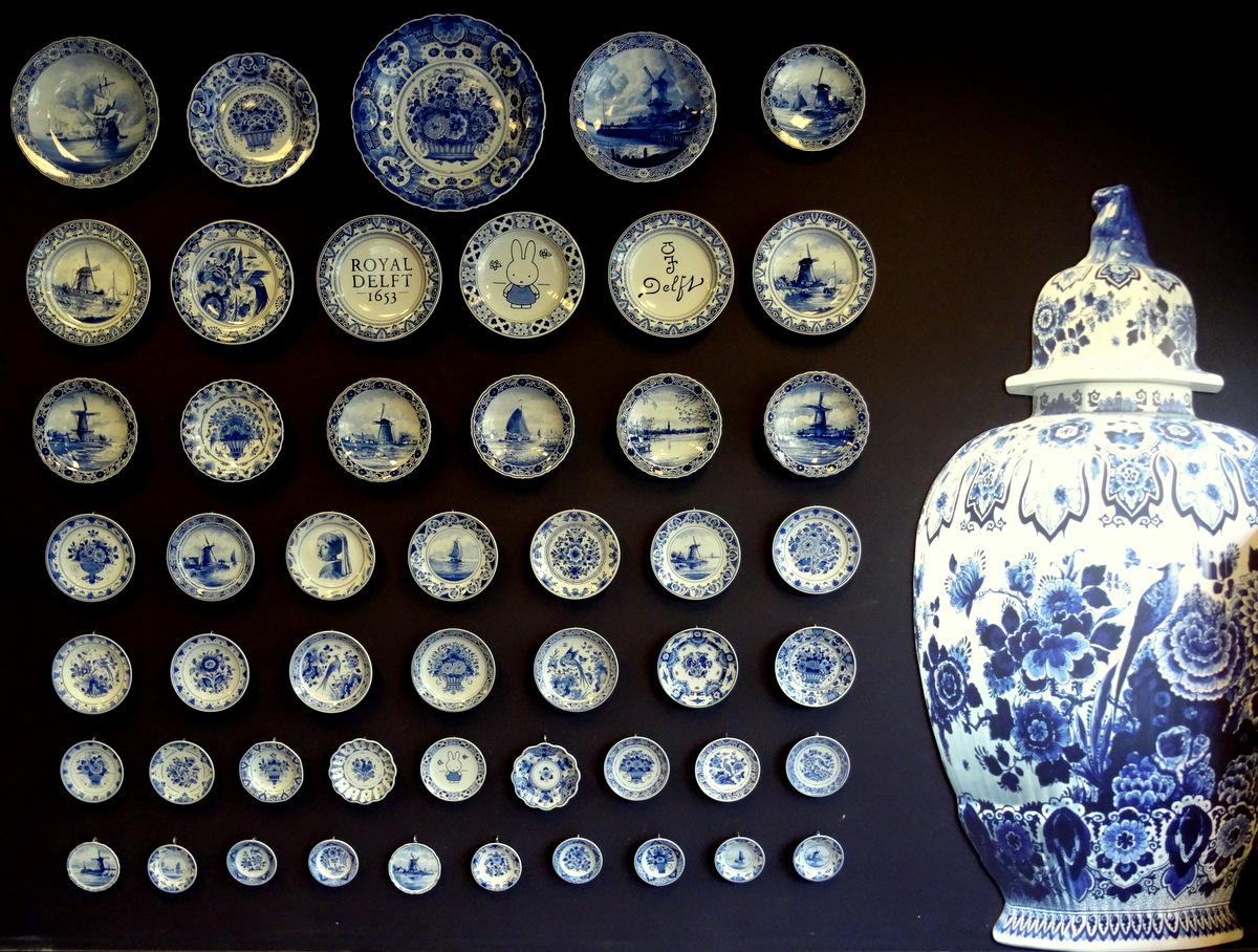Pottery & Glass Porceleyne Fles Delft Tile Delf Less Expensive Art Pottery