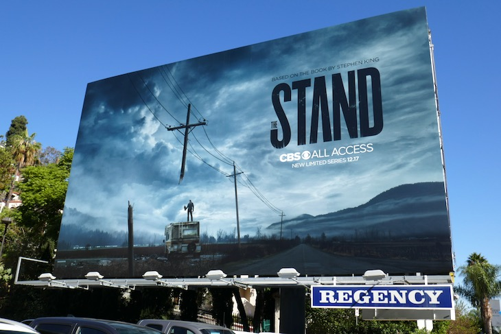 Stand TV remake billboard