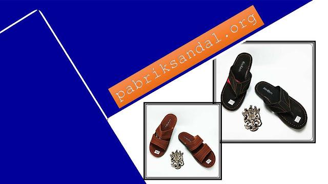 Gudang Sandal Kulit Imitasi Harga Termurah | Sandal Imitasi RDX