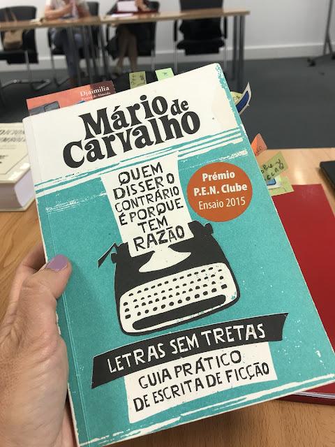Quem disser o contrário é porque tem razão, de Mário de Carvalho