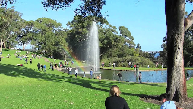 Kings park Perth - Yatraworld