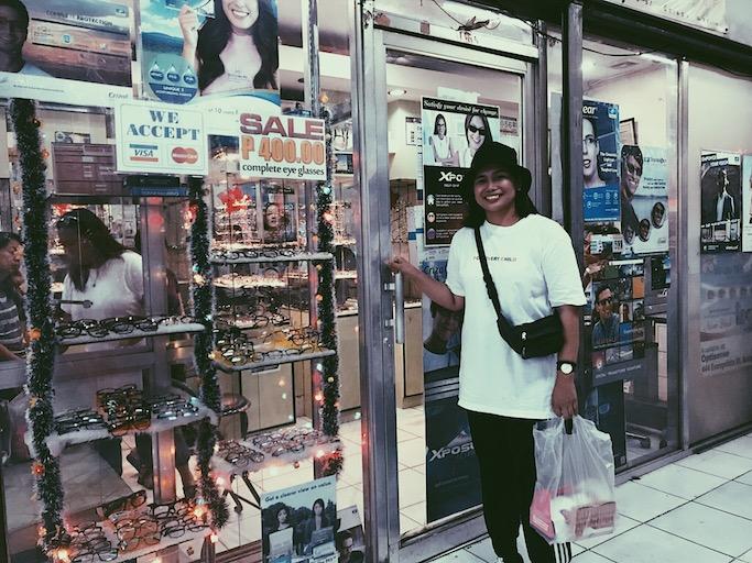 Quiapo Paterno Eyeglasses Shop