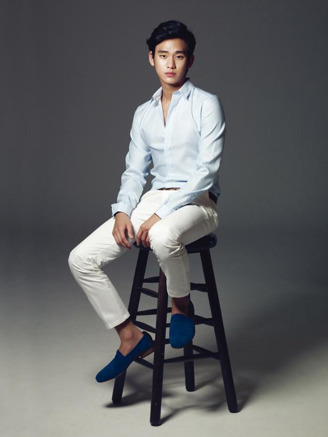 Kim Soo Hyun, Kim Soo Hyun Harper's Bazaar, Kim Soo Hyun Harper's Bazaar 2013