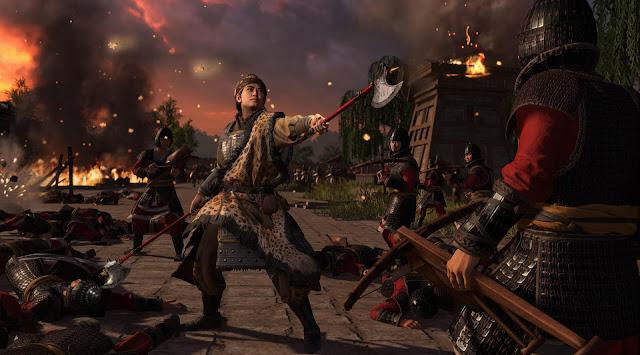 تحميل لعبة Total War: THREE KINGDOMS للكمبيوتر
