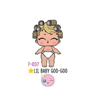 Пупсик ЛОЛ Сюрприз Lil Baby Goo-Goo