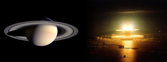 La sonda Cassini podría causar una explosión nuclear en Saturno