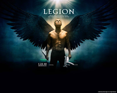 Bob Howard Jeep >> The Rose and The Lily: Angels versus Humans: Legion