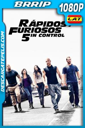 Rápidos y Furiosos 5in Control (2011) 1080P BRRIP EXTENDIDA Latino – Ingles