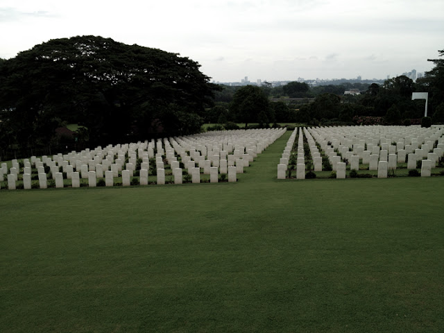bowdywanders.com Singapore Travel Blog Philippines Photo :: Singapore :: Kranji Commonwealth War Cemetery in Kranji