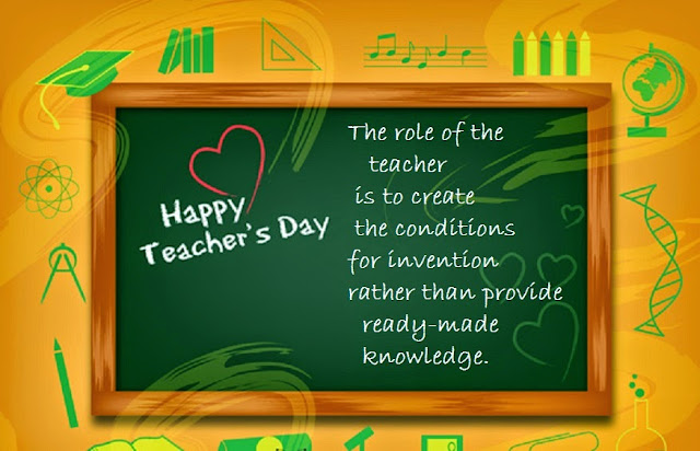 Happy Teachers Day Quotes 2016