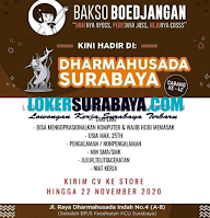 Lowongan Kerja Surabaya di Bakso Boedjangan Dharmahusada November 2020