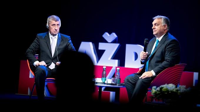 Egy szlovák liberális lap szerint Orbán Viktor antiszemita kampányt folytat Soros György ellen