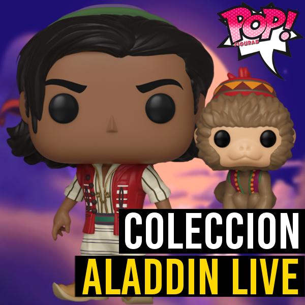Figuras Funko Pop Lista Y: Funko POP Aladdin Live Action