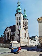 Kosciół św. Andrzeja - Kraków