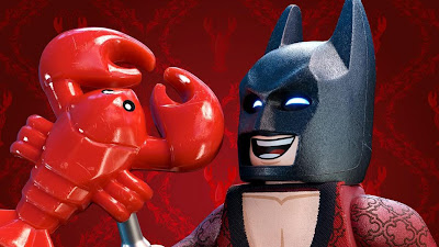 Piece Of Shit Or Not?- The Lego Batman Movie