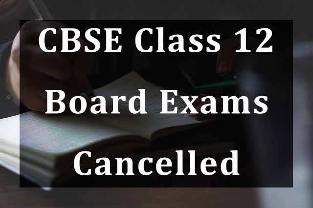 CBSE Class 12 Board Exam| How Marks will be Calculated?