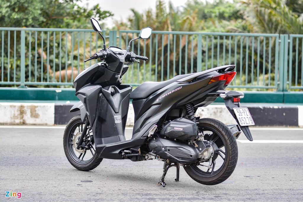 Đánh giá Honda Vario 150 sau 20.000 km - động cơ bốc là ưu điểm