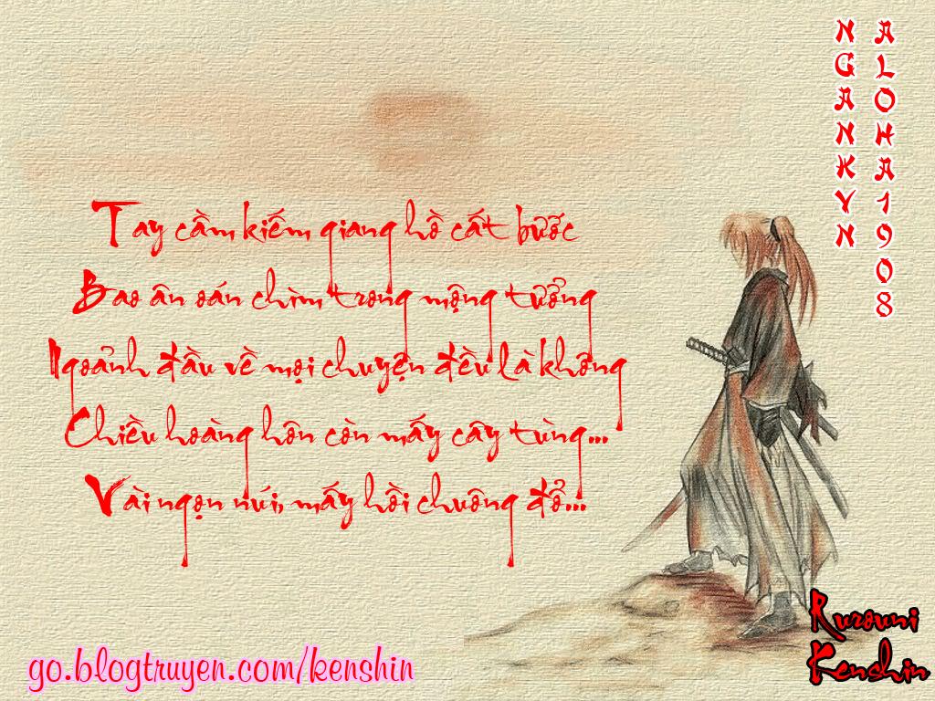 Rurouni Kenshin chap 47 trang 20