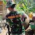 Dengan Semangat Tri Daya Cakti, Prajurit Yonkav 12/Beruang Cakti Sukseskan TMMD Ke-111 Kodim 1207/Pontianak