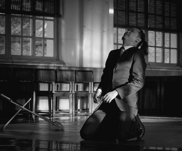 百年武德殿 旅德舞者吳思瑋用舞蹈打開他