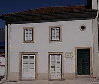 Casa  onde nasceu Fernando Namora