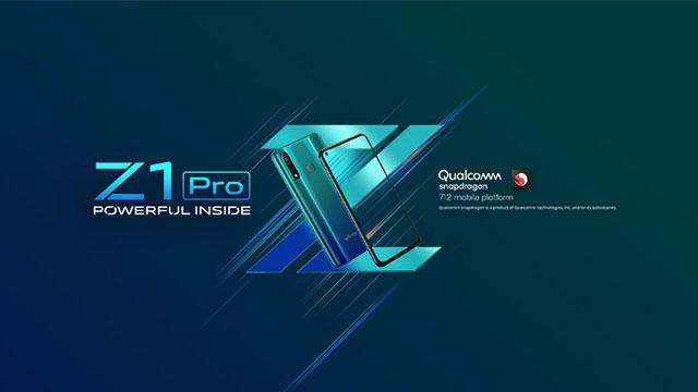Spesifikasi Lengkap Vivo Z1 Pro dan Harganya